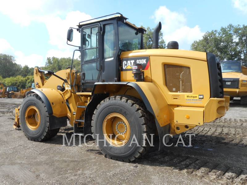 CATERPILLAR WHEEL LOADERS/INTEGRATED TOOLCARRIERS 930K HRQ equipment  photo 4