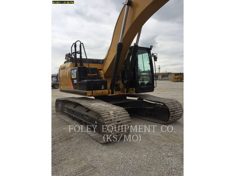 CATERPILLAR TRACK EXCAVATORS 329EL10 equipment  photo 4