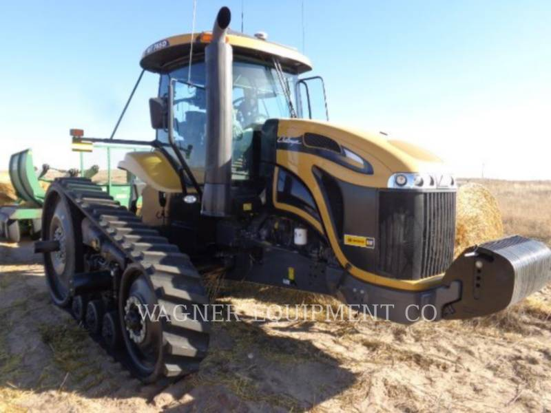 AGCO TRATTORI AGRICOLI MT765D-UW equipment  photo 2