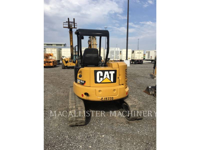 CATERPILLAR EXCAVADORAS DE CADENAS 305.5E2CR equipment  photo 4
