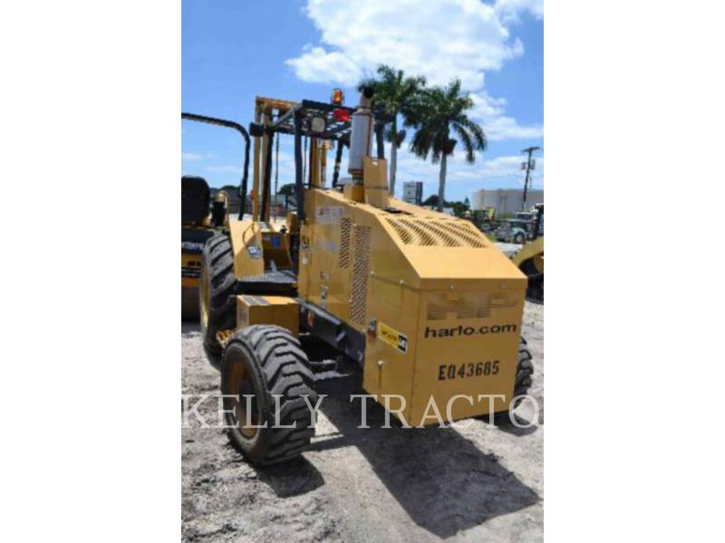 HARLO PRODUCTS CORP FORKLIFTS HP5000 equipment  photo 3