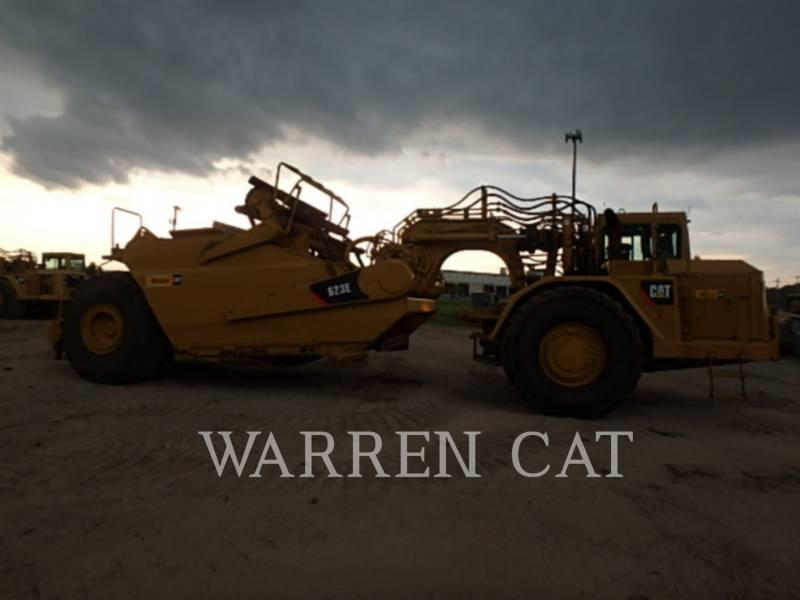 CATERPILLAR WHEEL TRACTOR SCRAPERS 623G equipment  photo 4