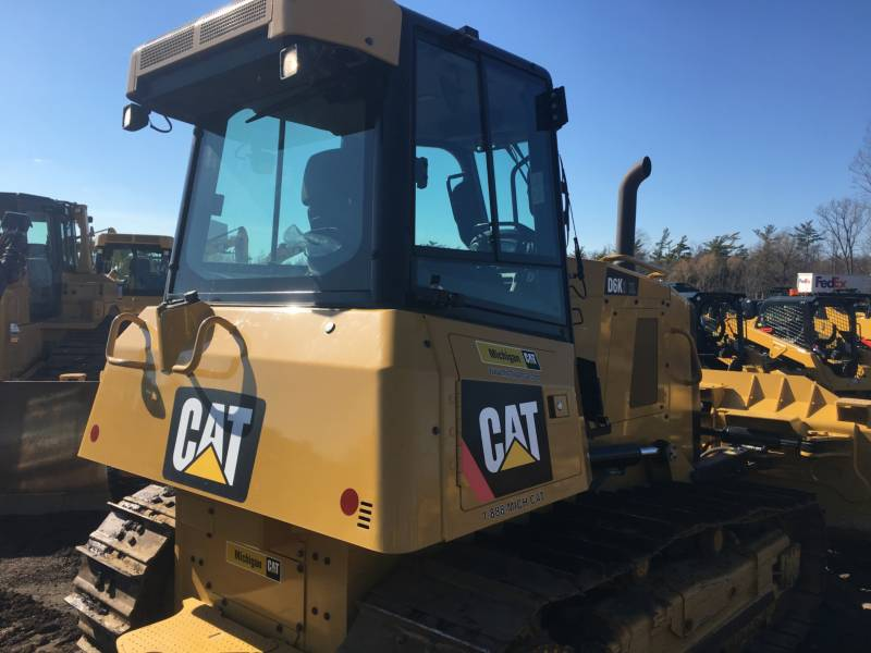 CATERPILLAR TRACK TYPE TRACTORS D6K2XL equipment  photo 5