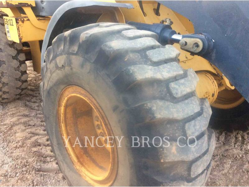 DEERE & CO. WHEEL LOADERS/INTEGRATED TOOLCARRIERS 544K equipment  photo 11