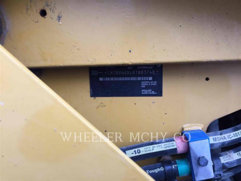 CATERPILLAR MINICARGADORAS 262D C3-H2 equipment  photo 5