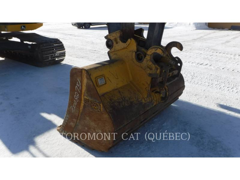 JOHN DEERE TRACK EXCAVATORS 210G equipment  photo 7