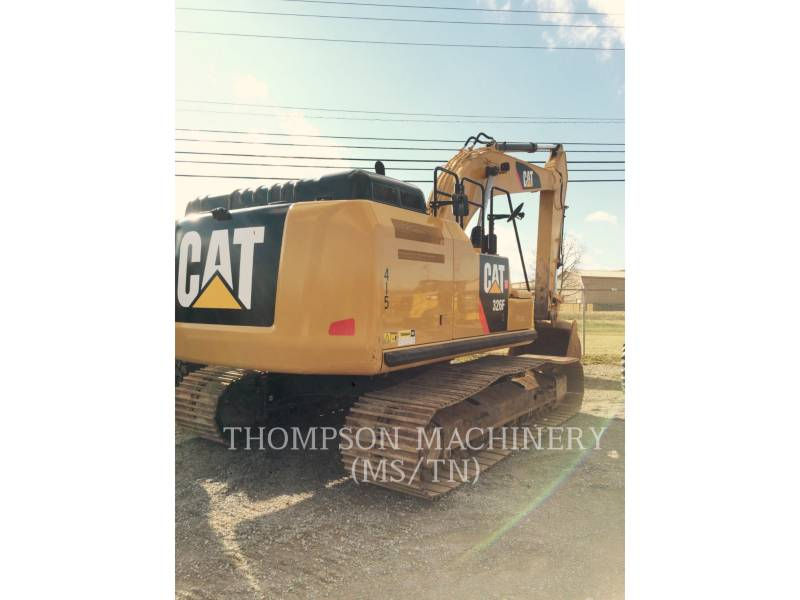 CATERPILLAR PELLES SUR CHAINES 326F equipment  photo 3