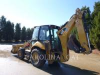 CATERPILLAR BAGGERLADER 420FST equipment  photo 2