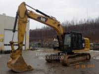 CATERPILLAR トラック油圧ショベル 318EL equipment  photo 3