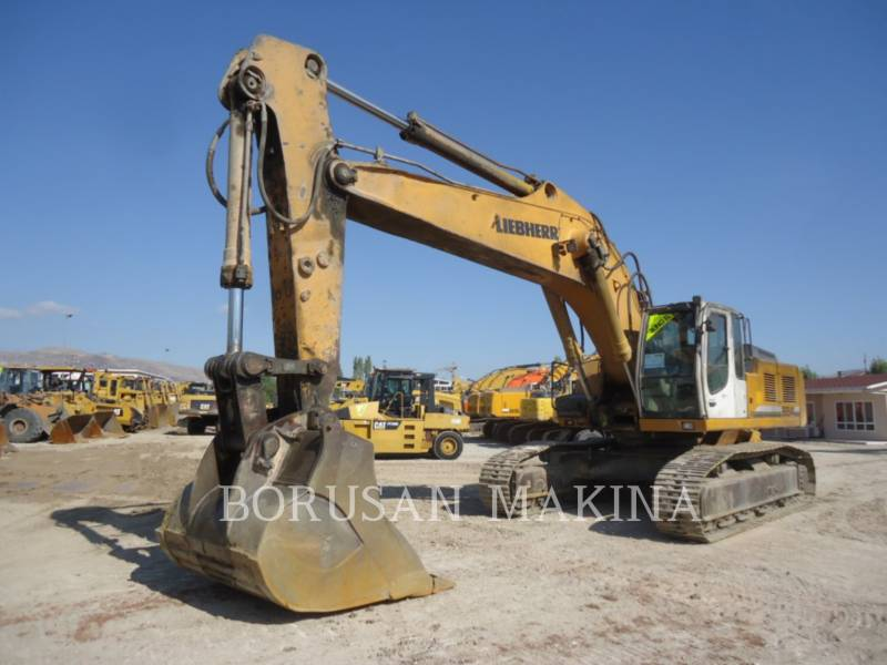 LIEBHERR BERGBAU-HYDRAULIKBAGGER R954C equipment  photo 2