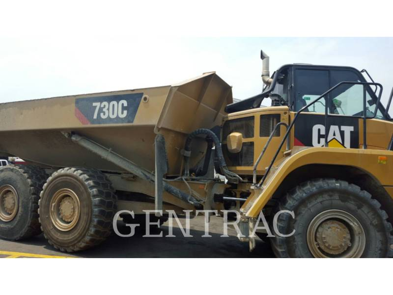 CATERPILLAR TOMBEREAUX ARTICULÉS 730C equipment  photo 6