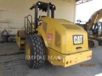 CATERPILLAR COMPATTATORE A SINGOLO TAMBURO VIBRANTE LISCIO CS56B equipment  photo 2