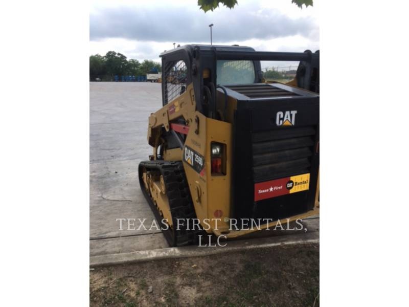 CATERPILLAR CARGADORES MULTITERRENO 259 D equipment  photo 6