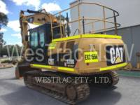 CATERPILLAR KETTEN-HYDRAULIKBAGGER 320D equipment  photo 6