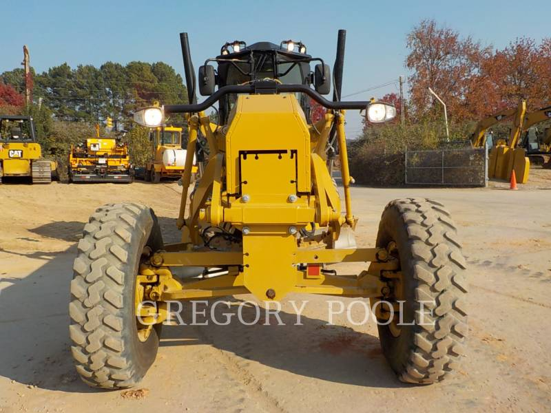 CATERPILLAR MOTORGRADER 12M3 equipment  photo 5