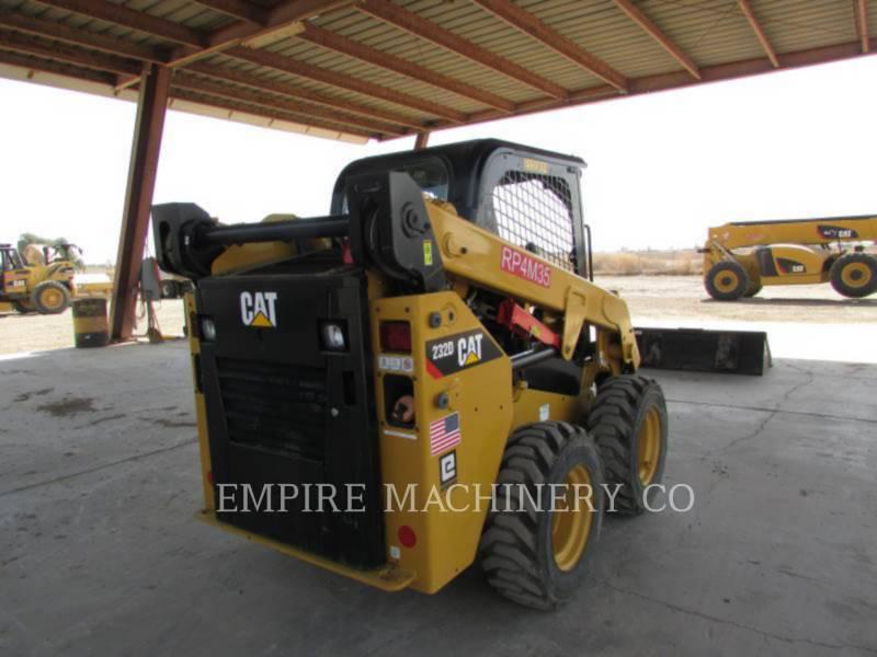 CATERPILLAR スキッド・ステア・ローダ 232D equipment  photo 2