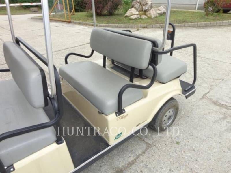 CLUB CAR UTILITY VEHICLES / CARTS VILLAGER equipment  photo 5