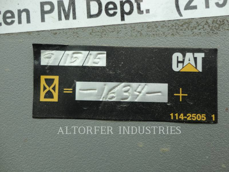 CATERPILLAR RETROESCAVADEIRAS 430EST equipment  photo 17
