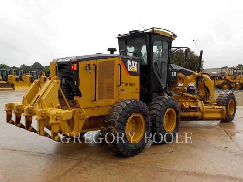 CATERPILLAR MOTONIVELADORAS 12M equipment  photo 8