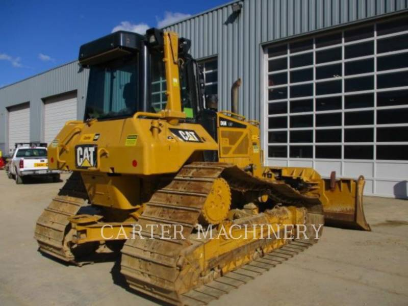 CATERPILLAR CIĄGNIKI GĄSIENICOWE D6NLGP ARO equipment  photo 3