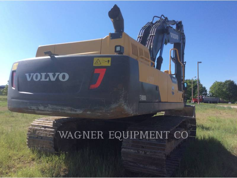 VOLVO EXCAVADORAS DE CADENAS EC480DL equipment  photo 7