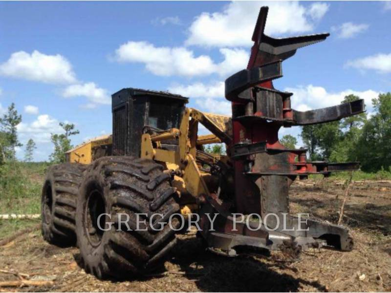 CATERPILLAR FORESTRY - FELLER BUNCHERS - WHEEL 573 equipment  photo 6