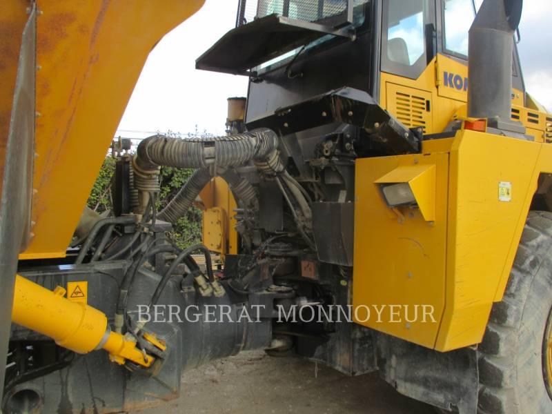 KOMATSU ARTICULATED TRUCKS HM300 equipment  photo 14