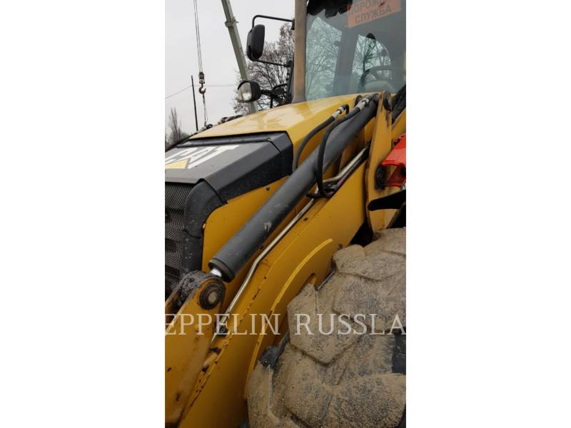 CATERPILLAR BAGGERLADER 444F equipment  photo 23