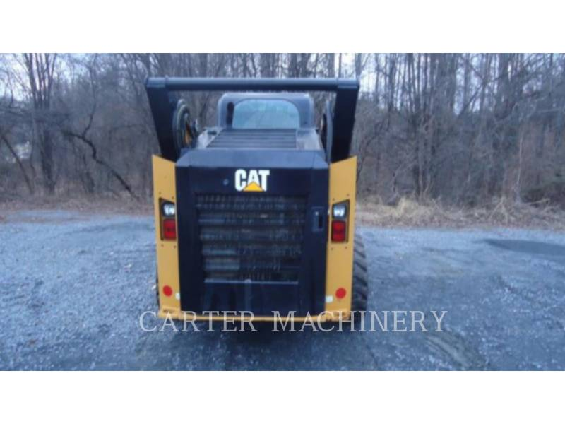 CATERPILLAR CHARGEURS COMPACTS RIGIDES 272D2 AC equipment  photo 7