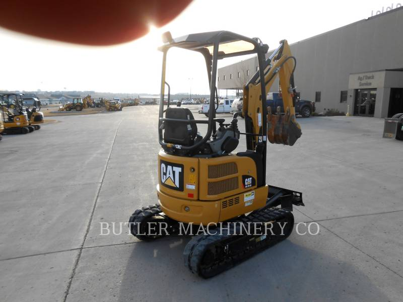 CATERPILLAR KETTEN-HYDRAULIKBAGGER 301.7 D equipment  photo 4