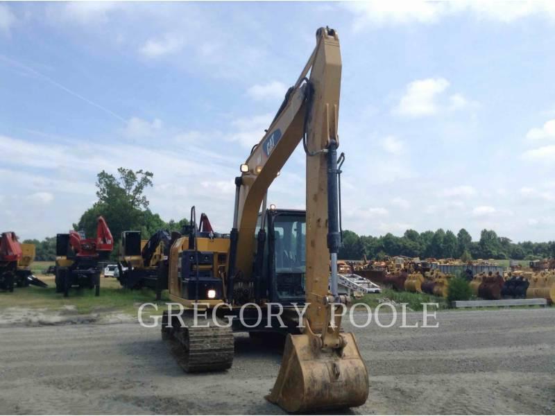 CATERPILLAR トラック油圧ショベル 312E L equipment  photo 3