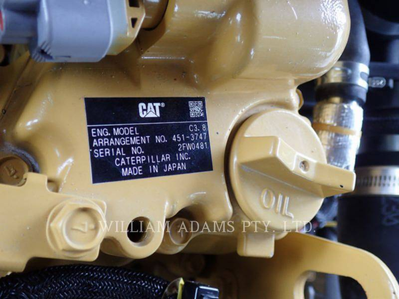 CATERPILLAR RADLADER/INDUSTRIE-RADLADER 910K equipment  photo 20