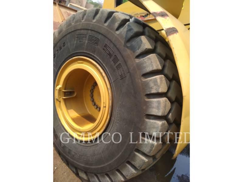 CATERPILLAR CHARGEURS SUR PNEUS MINES 950 GC equipment  photo 1
