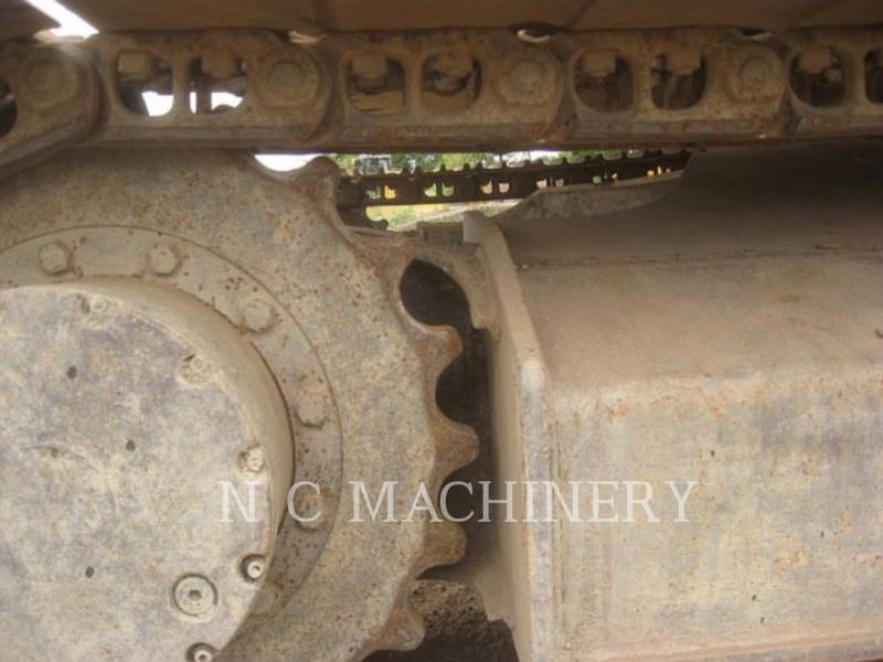 CATERPILLAR TRACK EXCAVATORS 308C CR equipment  photo 9
