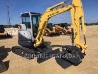 Equipment photo NEW HOLLAND LTD. E35B PELLES SUR CHAINES 1