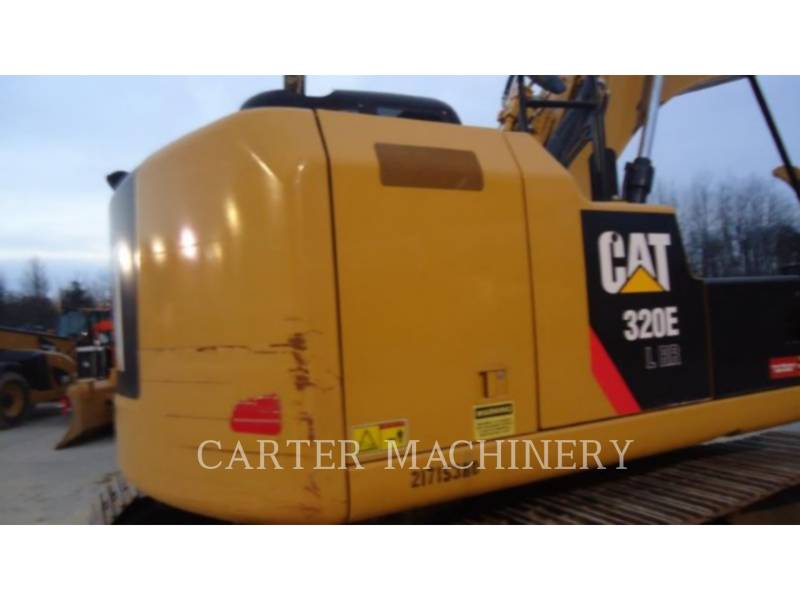 CATERPILLAR KOPARKI GĄSIENICOWE 320ELRR CF equipment  photo 9
