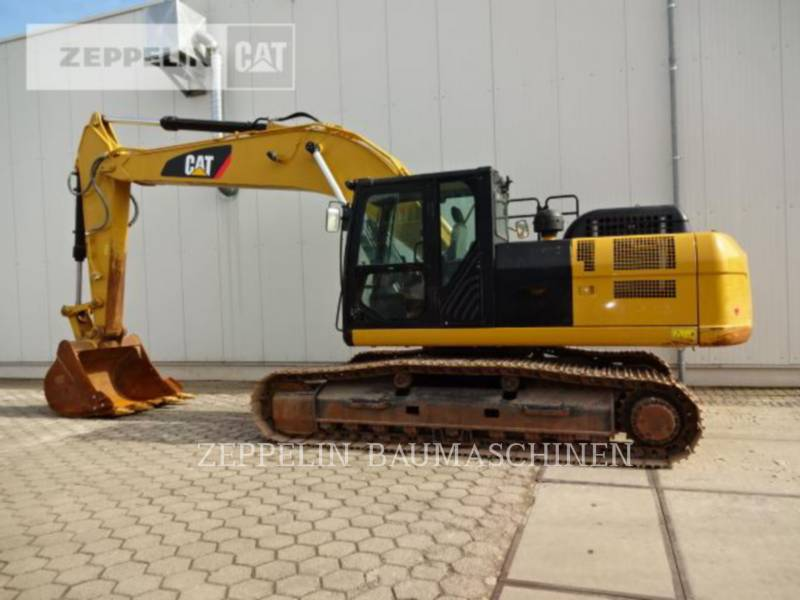 CATERPILLAR EXCAVADORAS DE CADENAS 330D2L equipment  photo 6