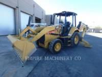 CATERPILLAR BAGGERLADER 420F2 4EOP equipment  photo 4