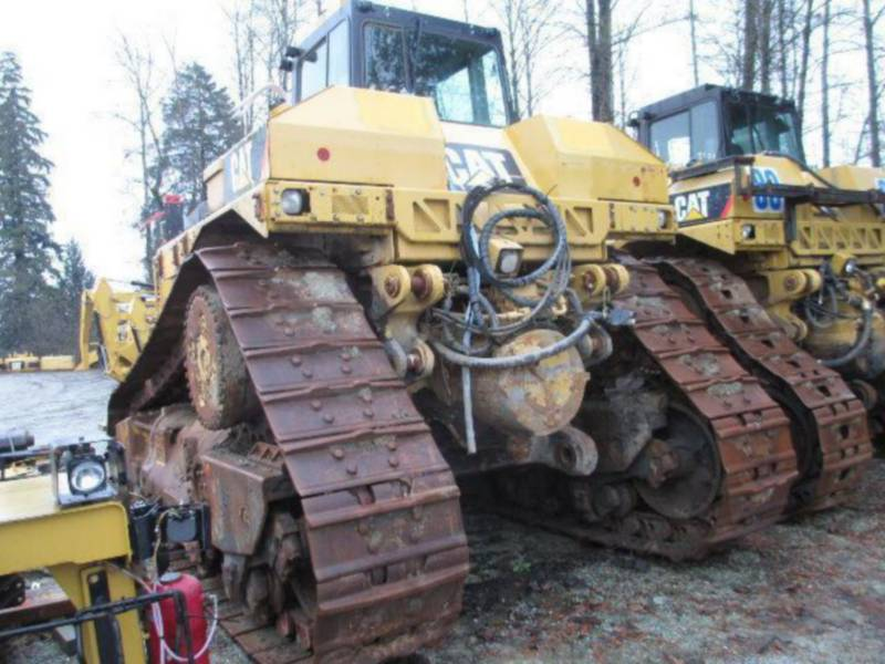 CATERPILLAR TRACK TYPE TRACTORS D11T equipment  photo 3