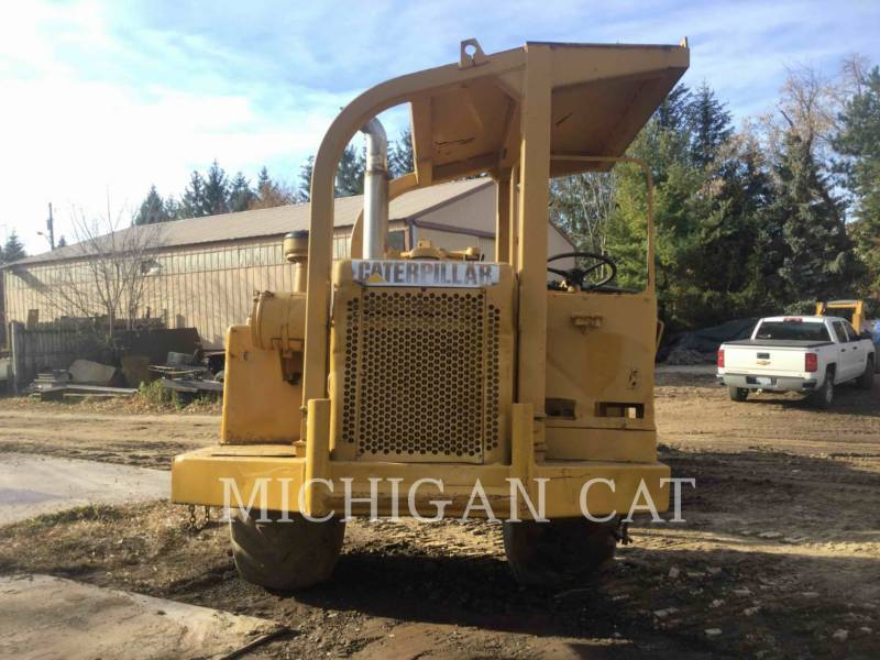 CATERPILLAR WHEEL TRACTOR SCRAPERS 613 equipment  photo 2
