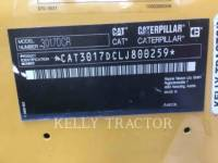 CATERPILLAR KETTEN-HYDRAULIKBAGGER 301.7DCR equipment  photo 13