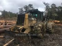 CATERPILLAR 林業 - スキッダ 545C equipment  photo 3