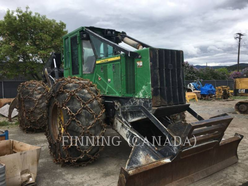 JOHN DEERE FORSTWIRTSCHAFT - HOLZRÜCKER 648H equipment  photo 1