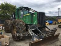 Equipment photo JOHN DEERE 648H FORSTWIRTSCHAFT - HOLZRÜCKER 1