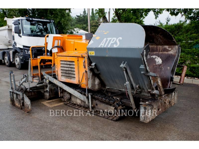 CATERPILLAR ASPHALT PAVERS BB621E equipment  photo 3