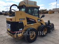 CATERPILLAR SKID STEER LOADERS 248 equipment  photo 3