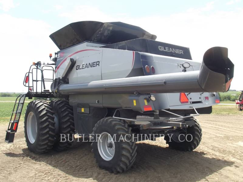 GLEANER COMBINADOS S78 equipment  photo 16