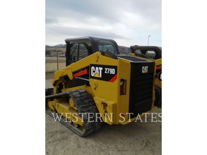 CATERPILLAR CHARGEURS TOUT TERRAIN 279 D equipment  photo 4