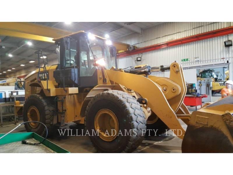 CATERPILLAR CARGADORES DE RUEDAS 950GC equipment  photo 5