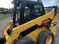 CATERPILLAR PALE COMPATTE SKID STEER 242 D equipment  photo 4